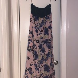 Charlotte russe Large maxi dress